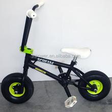 JZ-02 Mini BMX Bike Mountain Bike Yellow