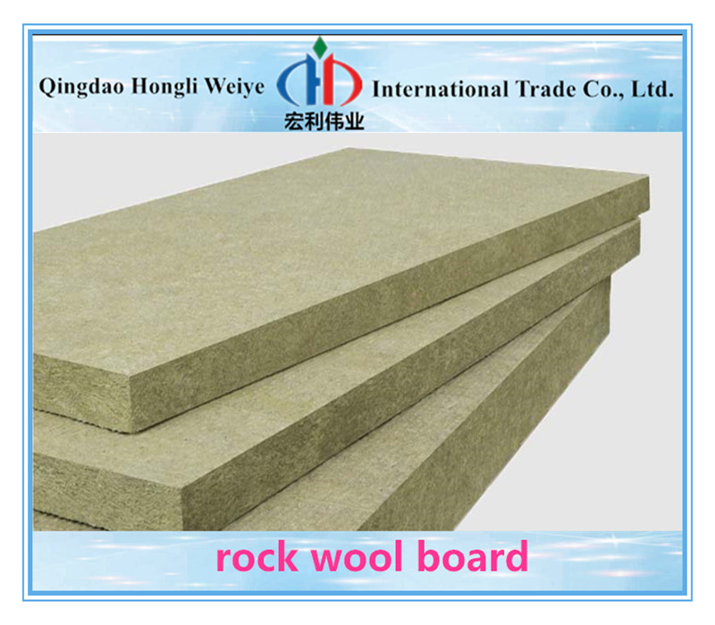 Lowest price thermal insulation rock wool board and for Mineral wool board insulation price