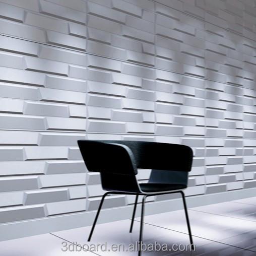 3d papier peint lumi re mur de b ton panneau d coratif. Black Bedroom Furniture Sets. Home Design Ideas