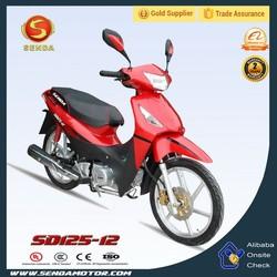 Unique 125cc Cub Motorcycle,Mini Pocket Bike in China SD125-12