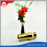 Fashionable Metal Stainless Steel Flower Vase