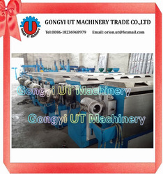 used pvc film wire cable making equipment/ cable extrudsion equipment line/ wire cable extrusion equipment