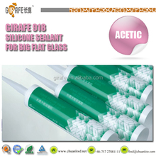 High Quality Clear Silicone Rubber Adhesive Glue Supplier