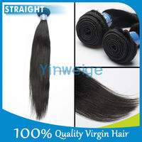 Factory Price Supply Unprocessed 5a Grade 100% Human Virgin Peruvian Hair Extension