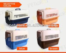 FC-1004 Plastic Pet Kennel Cage With Wheels