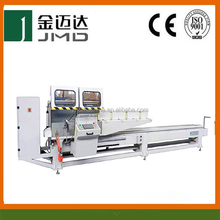 Aluminium Window Frame Making Machine double mitre cutting saw