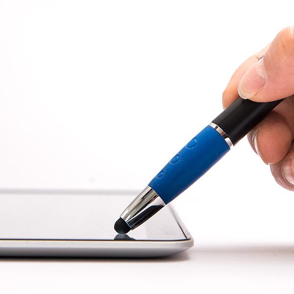 Interwell BPL183 Laser Pen Stylus Plastic promocional 4 em 1 Stylus Pen