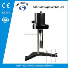 Lab use analogue manual pulp rotating viscometer