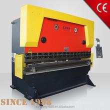 ANHUI DASHENG WF67Y series hydraulic bending machine NC control CE certificated