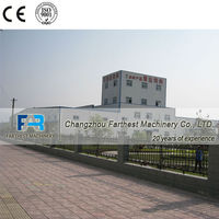 Reliable Quality Poultry Feed Manufacturing Equipment