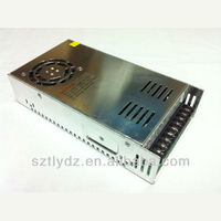 Specializing 360W 24V 15amp univeral AC to DC led mini smps power supply with CE ROHS