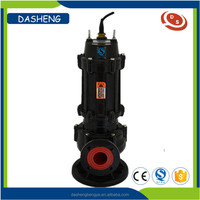 2hp Cheap Waterproof Electrical Connection Submersible Pump In China