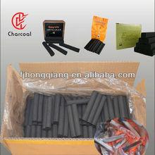 HongQiang Natural Bamboo Hookah shisha finger charcoal