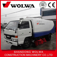 hot sale 5.8t isuzu 4*4 truck/road sweeper truck for sale in china