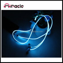 New Arrival Lighting Headphone Whoelsale Mobile phone accessories