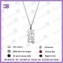 Charm stainless steel pendant large heart pendant
