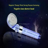 Good for health Spa massage Rotating shower head