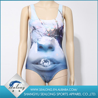 Clothes Body Slimming Casual long sleeve swimwear