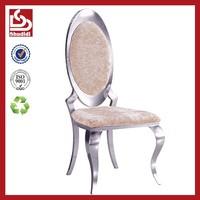 Shudidi high quality velvet fabric louis xv chair