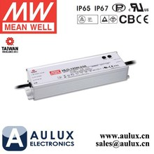 LED Street Light Driver LED Driver Mean Well HLG-185H-24 185W 24V 7.8A Meanwell LED Driver For LED Street Light
