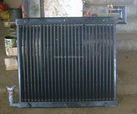 Hitachi EX120-5/EX120-1/EX120-3 Hydraulic oil cooler, excavator copper or aluminum Hydraulic oil cooler