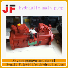 excavator spare parts hydraulic main pump K5v Series K5v80,K5v140,K5v160,K5v200 made in China