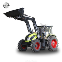 BOTON FIAT gearbox tractor BTD1304 130hp with DEUTZ engine EPA4 and front loader