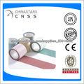 EN ISO 20471:2013 TC o 100 % poliéster Cosa en cinta de tela reflectante