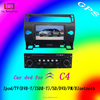 Citroen C4 Car dvd gps navigation player