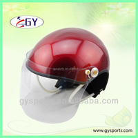 red flying helmet with competitive price approve CE