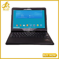 10.1 Inch Android Tablet Bluetooth Keyboard With Leather Case