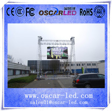 ali led display full xxx vedio/p16mm xxx hd led video Interactive advertising amazing quality large digital billboard