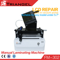 precision manual OCA laminating machine for samsung note4 i9500 repair