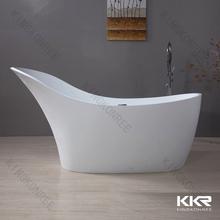 Zapatilla personalizado lado independiente resina de bañeras