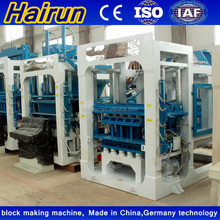 German technology QT6-15 automatic block/brick forming machine made in China