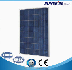 High efficiency 200W Poly Solar Panel for home electricity