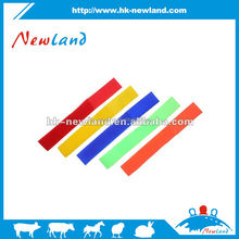 NL618 hot sales velcro style plastic chicken leg bands for sale
