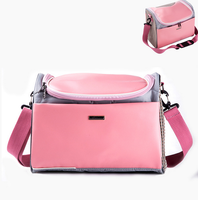 PU Leather Pet Carrier Dog Travel Bag Pet Products Wholesale Pet Accessories Hot Selling Products