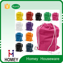 Hot sell Factory promotional canvas cotton grocery canvas laundry bag