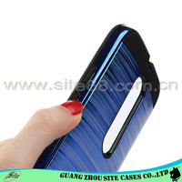 Factory direct supply slim armor case high quality mobile phone shell For Moto G2 G3 E2 X2 X3