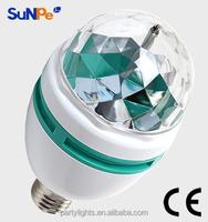 360 Degree Beam Angle Party Bulb Home RGB Bulb Decor Led Light