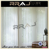 2015 New Manual folding vertical blinds for project