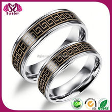 Unique Color China jewelry good quality Male Ring