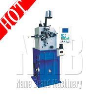 Spring coiling forming machine manufacture factory