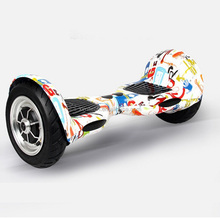 Self balanced two wheels 10inch big wheel 350 watts motor electric drifting scooter