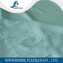 Baby Blanket Crochet Edge Baby 100% Cotton Knitted Blanket