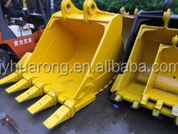 China Made Long Life Standard Excavator Bucket SH350 for Sumitomo Excavator
