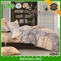 european bed linen/bed linen turkey/printed quilt