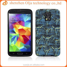 Olja 2014 newest small waist TPU Shockproof design Case for Samsung Galaxy S5,OEM lagging case for samsung