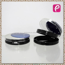 Plastic cosmetic packaging wholesale compact case